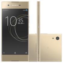 """Smartphone Sony Xperia XA1 Dual 32GB Dourado - Dual Chip 4G Câm. 23MP + Selfie 8MP Tela 5"""""""