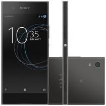 "Smartphone Sony Xperia XA1 Dual 32GB Preto - Dual Chip 4G Câm. 23MP + Selfie 8MP Tela 5"""