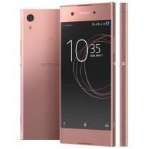 Smartphone Sony Xperia XA1 G3116 Rose 32GB Tela 5 HD Chip 23MP 4G Android 7.0 Octa-Core 3GB RAM -