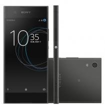 "Smartphone Sony Xperia XA1 Preto 5"" Câmera de 23MP 32GB Octa Core e 3GB de RAM -"