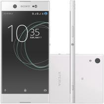 Smartphone Sony Xperia XA1 Ultra Dual 64GB Branco - Dual Chip 4G Câm. 23MP + Selfie 16MP Tela 6""