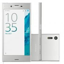 "Smartphone Sony Xperia XZ Prata 5,2"" Câmera 23MP Quad Core 32GB e 3GB de RAM - Sony"