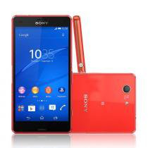 Smartphone Sony Xperia Z3 Compact Laranja -