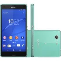 Smartphone Sony Xperia Z3 Compact Verde -