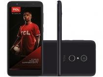 "Smartphone TCL L9 16GB Preto 4G Quad Core - 1GB RAM Tela 5,34"" Câm 13MP + Selfie 8MP Dual Chip"