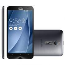 Smartphone zenfone 2 asus, 4g, 16gb, android 5, prata - ze551ml -