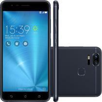 Smartphone Zenfone Asus 3 Zoom Dual Chip Android 6.0 Tela 5.5 Qualcomm Snapdragon 32 GB 4G Wi-Fi Câmera 12MP- Preto -