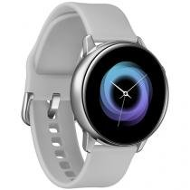 Smartwatch Samsung Watch Active Galaxy - Prata 4GB