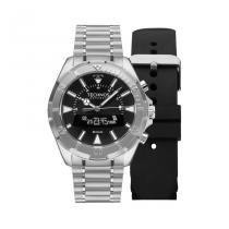 Smartwatch Technos Ref: Scaa/1p Connect Prateado Skydiver -