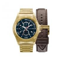 Smartwatch Technos Ref: Srab/4p Connect Dourado Full Display -