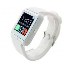 Smartwatch U8 Branco Relógio Inteligente Bluetooth Android Iphone - Importado
