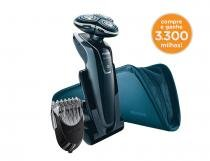 Smiles - barbeador senso touch 3d evolution philips - Philips