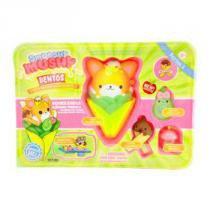 Smooshy Mushy Bentos Box - Kit Docinhos  Fussy Fox - Toyng - 035782 -