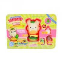 Smooshy Mushy Bentos Box - Kit Docinhos  Peppy Pup - Toyng - 0357829 -