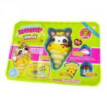 Smooshy Mushy Bentos Box - Kit Docinhos  Raccoon - Toyng - 035782 -