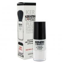 Smoothing Therapy Volumizing Dry Shampoo Lift Powder Keratin Complex - Shampoo à Seco -