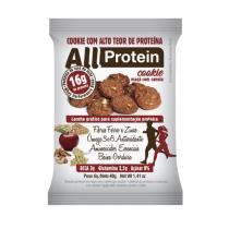 Snack Proteico de Maca com Canela 640g 16 und - All Protein -