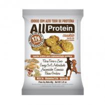 Snack Proteico de Pasta de Amendoim 16 Unid. - All Protein -