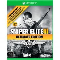 Sniper Elite 3: Ultimate Edition - Xbox One. -
