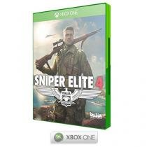 Sniper Elite 4 para Xbox One - Rebellion