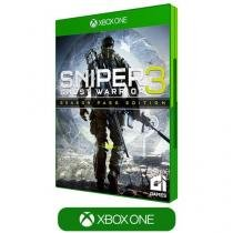 Sniper: Ghost Warrior 3 Season Pass Edition  - para Xbox One Ci Games