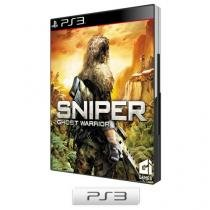 Sniper Ghost Warrior para PS3 - Ci Games