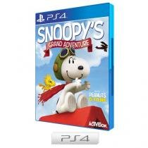 Snoopys Grand Adventure para PS4 - Activision