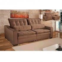 Sofa Retratil Reclinável Londres 2 M - Triunfo -