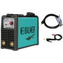 Solda Inversora MaxxiARC 200 9,0KVA 220V BALMER -