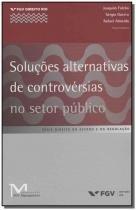 Solucoes Alternativas De Cont.setor Publico-1ed/15 - Fgv