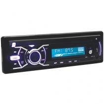 Som Automotivo Dazz DZ-52197 CD Player - MP3 Player Rádio FM Entrada USB Micro SD Auxiliar