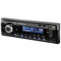 Som Automotivo Multilaser Auto Rádio Talk - Bluetooth MP3 Player Rádio FM