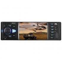 Som Automotivo Multilaser, Entrada USB, Bluetooth, com Tela de 4 - P3325 - MULTILASER