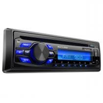Som Automotivo Multilaser Freedom P3239 - CD Palyer Rádio AM/FM Entrada USB Cartão SD -