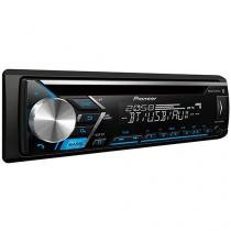 Som Automotivo Pioneer DEH-X4080BT - CD Player Bluetooth MP3 Player Rádio AM/FM