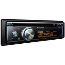 Som Automotivo Pioneer DEH-X8780BT CD Player - Bluetooth MP3 Player Rádio AM/FM Entrada USB