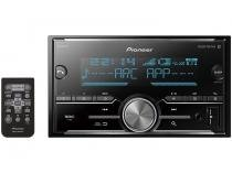 Som Automotivo Pioneer MP3 Player AM/FM - Bluetooth USB Auxiliar MVH-S618BT
