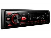 Som Automotivo Pioneer MVH-298BT Bluetooth  - MP3 Rádio AM/FM USB Auxiliar