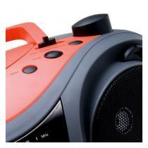 Som Portátil Boombox com Ondas Curtas, Entrada USB, RBMPFS41AC  Motobras - Motobras