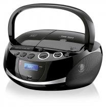 Som Portátil Multilaser Sp 157 Dock Station Iphone/ipod 20w Rms Boombox Usb/aux MULTILASER -