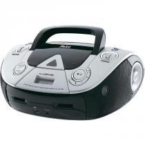 Som Portátil Philco PB126, 4W RMS, MP3, USB - Preto -