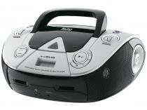 Som Portátil Philco PB126 USB FM CD Player - MP3 4W