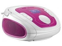 Som Portátil USB MP3 AM/FM SP187 - Boombox Multilaser