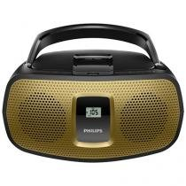 Som Portátil USB MP3/CD/FM Soundmachine - Philips