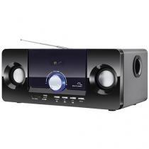 Som Portátil USB MP3 FM SP117 Multilaser