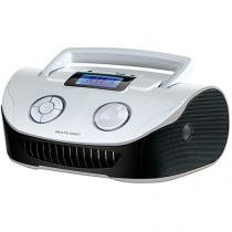 Som Portátil USB MP3 FM SP183 - Multilaser