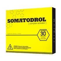 Somatodrol - 30 comprimidos - Iridium Labs