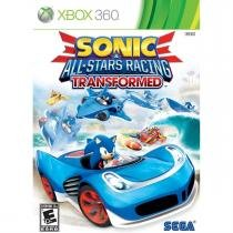 Sonic  all star racing transformed - xbox 360 - Microsoft
