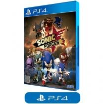 Sonic Forces para PS4 - Sega