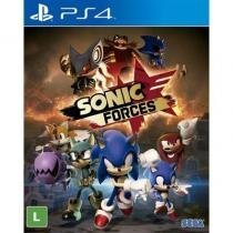 Sonic forces ps4 - Sega